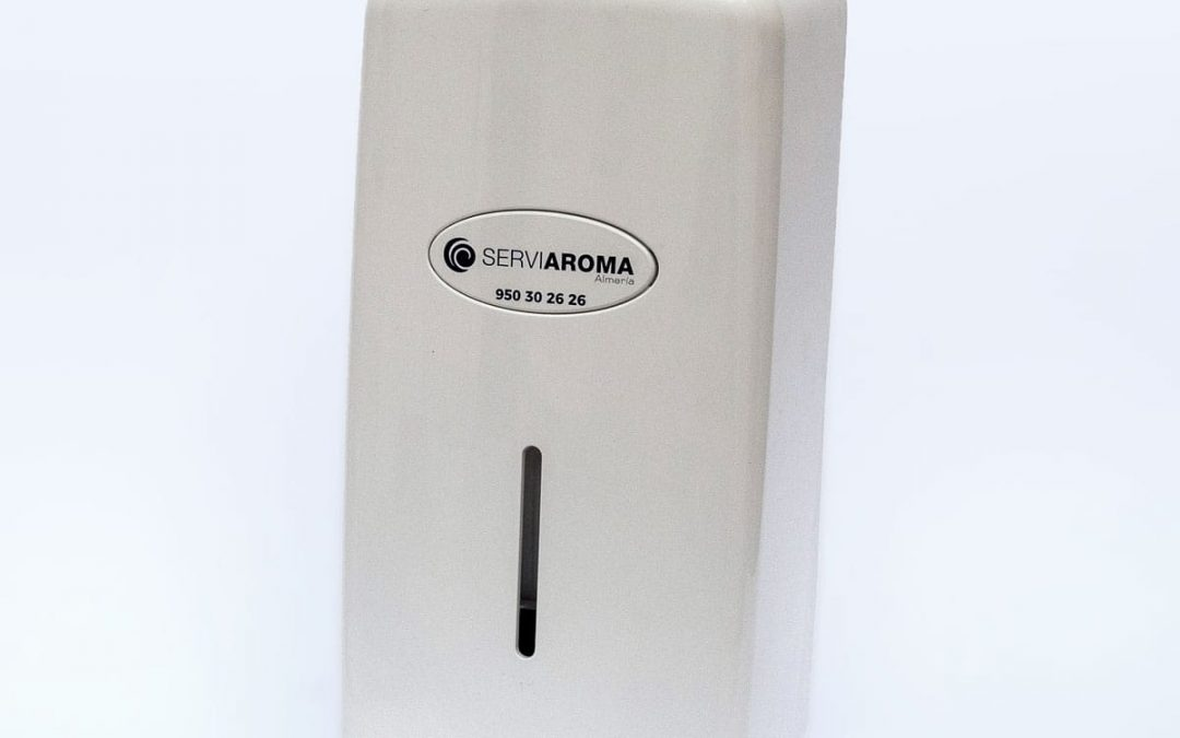 Dosificador de Jabón Smart +AC2705SVA