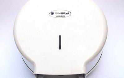 Dispensador portarollos Smart +AE7002SVA
