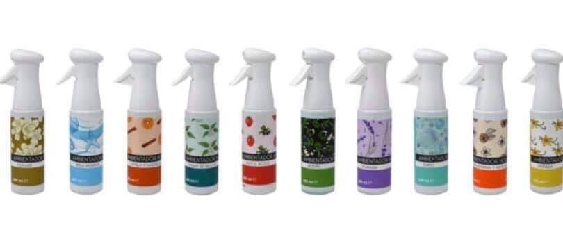 Ambientador Spray Premium